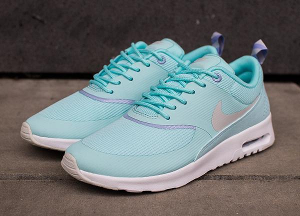 Nike Air Max Thea Bleu Clair