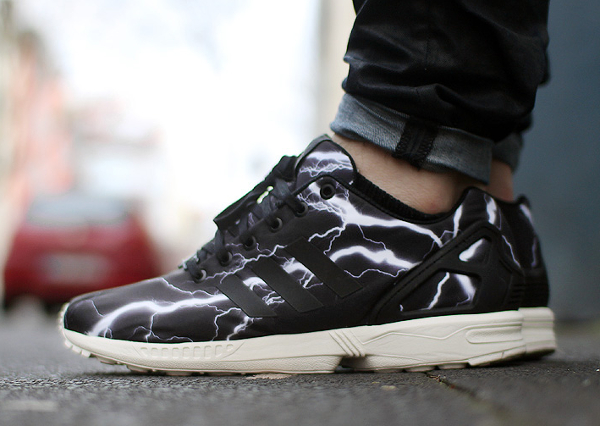 Adidas ZX Flux « Ligthning » Black Elements