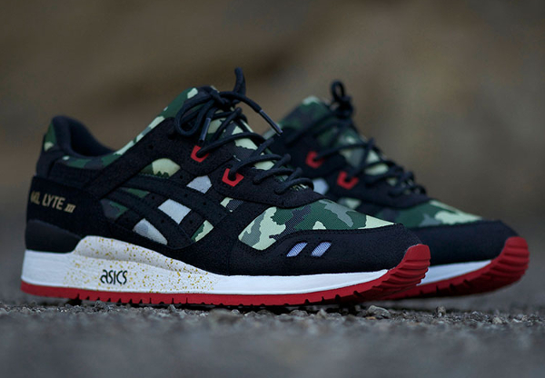 asics gel lyte 3 militaire school