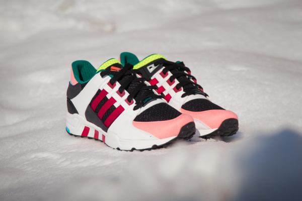 Adidas Eqt Support 93 Oddity Pack