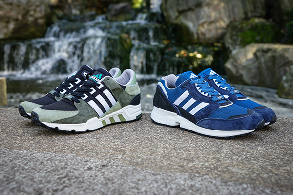 Adidas Eqt Running Cushion 91 Retro