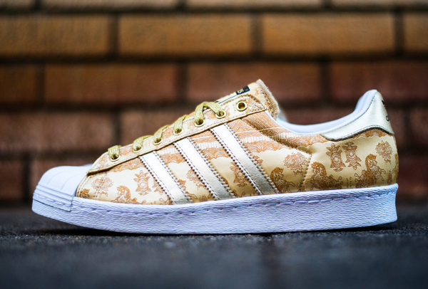 Adidas Superstar 80's CNY Year Of The Horse