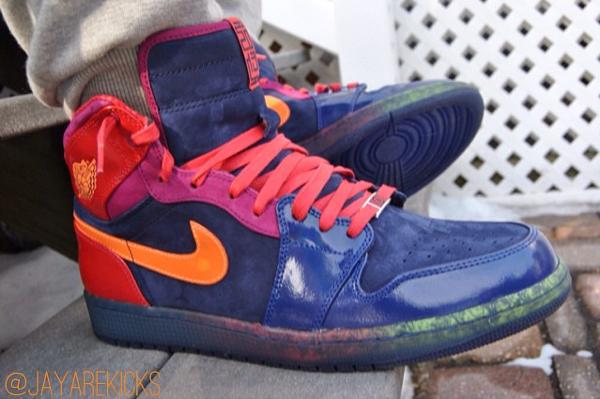 Air Jordan 1 High Year Of The Snake - Jayarekicks