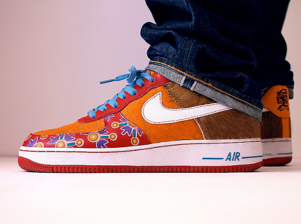 Nike Air Force 1 Low year Of The Dog Hyperstrike-Rooogs Knows