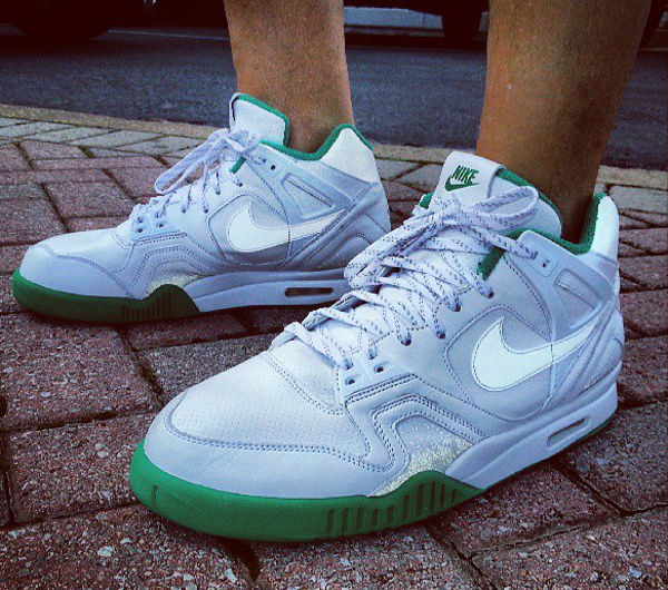 Nike Air Tech Challenge 2 Wimbledon - Jscates23