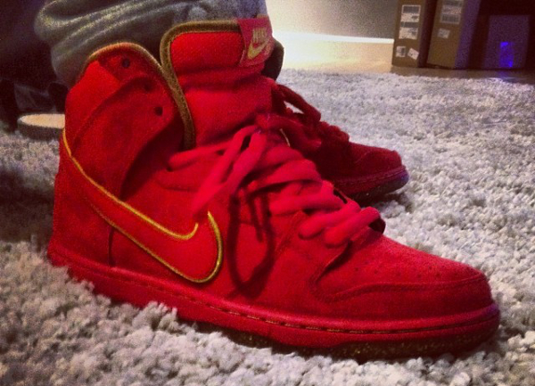 Nike Dunk High SB Year Of The Horse - Frontrunnner