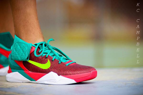 Nike Kobe 7 Supreme Year Of The Dragon - KCbruins