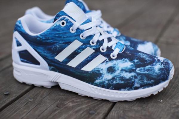 Adidas Zx Flux Ocean Prix