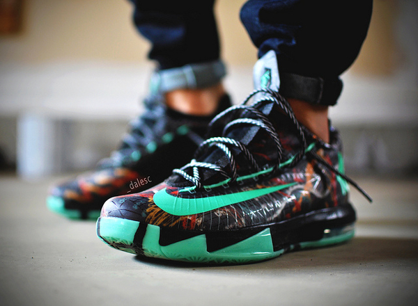 Nike KD 6 All Star Game Illusion - Dalazz