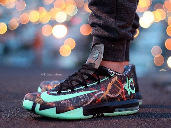 Nike KD 6 All Star Game Illusion - Dimensionz