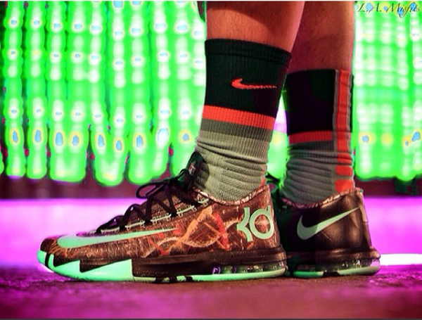 Nike KD 6 All Star Game Illusion - Losangelesmisfits