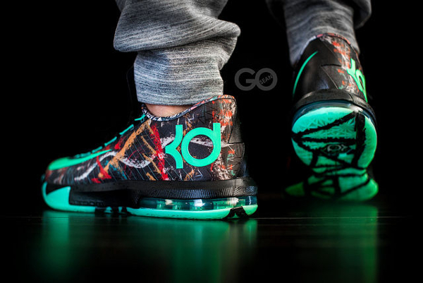 Nike KD 6 All Star Game Illusion - Seango-1