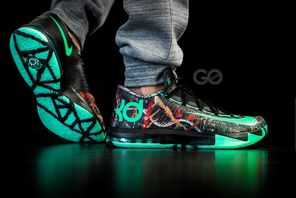 Nike KD 6 All Star Game Illusion - Seango