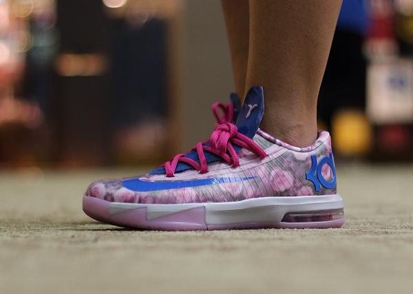 Nike KD 6 Aunt Pearl - Hawaiisneakerheads