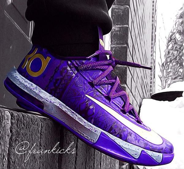 Nike KD 6 BHM - Frankicks