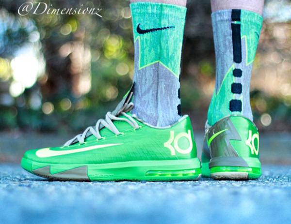 Nike KD 6 Bamboo- Dimensionz