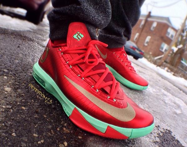 Nike KD 6 Christmas - Peteydom23