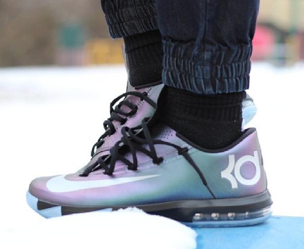 Nike KD 6 Chroma ID - Police_nupe