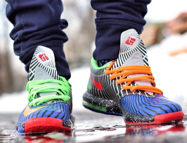 Nike KD 6 Custom - Alvin_sole_23-1
