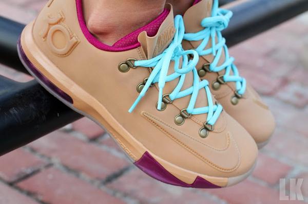 Nike KD 6 EXT Gum - Lissakahayon