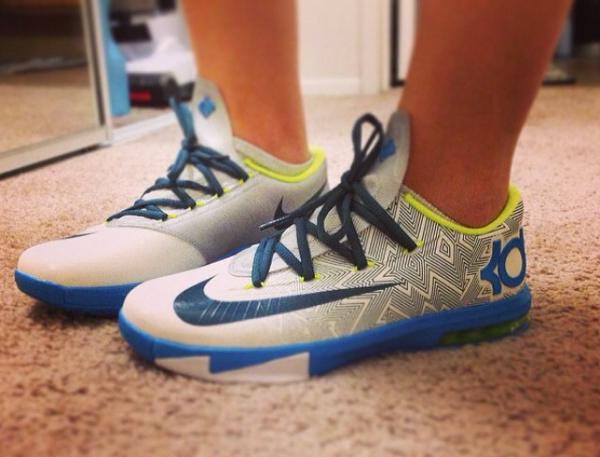 Nike KD 6 Home - Jesssayywhat