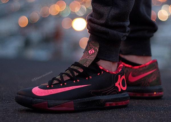 Nike KD 6 Meteorology - Dimensionz