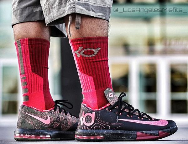 Nike KD 6 Meteorology - Losangelesmisfits