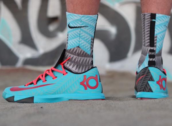 Nike KD 6 N7 - Dimensionz
