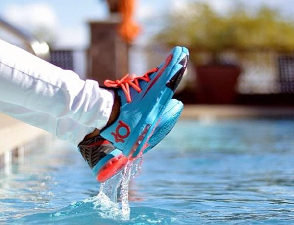 Nike KD 6 N7 Poolside - Sole_talia