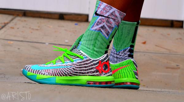 Nike KD 6 Pre Heat - Arist0_
