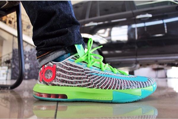 Nike KD 6 Pre Heat - Sneakersgw