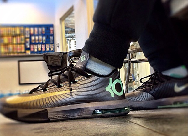 Nike KD 6 Precision Timing - Tsul73