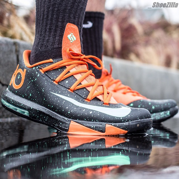 Nike KD 6 Texas -Shoezilla-1