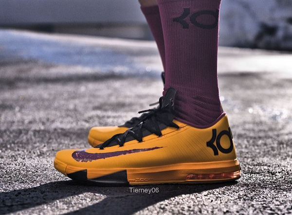 Nike Kd 6 Peanut Butter And Jelly - Tierney06