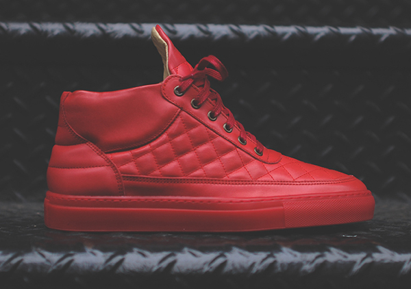 Filling Pieces Quilted Mid 3.0 x Ronnie Fieg