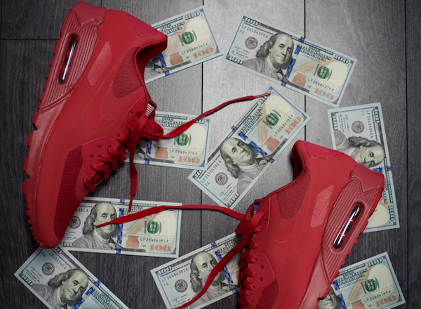 L'édito : les sites d'information responsables de la flambée des prix des sneakers ?