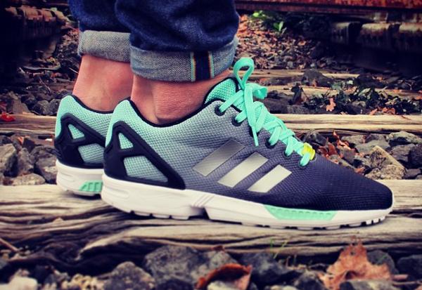 Adidas Zx Flux Fade Pack