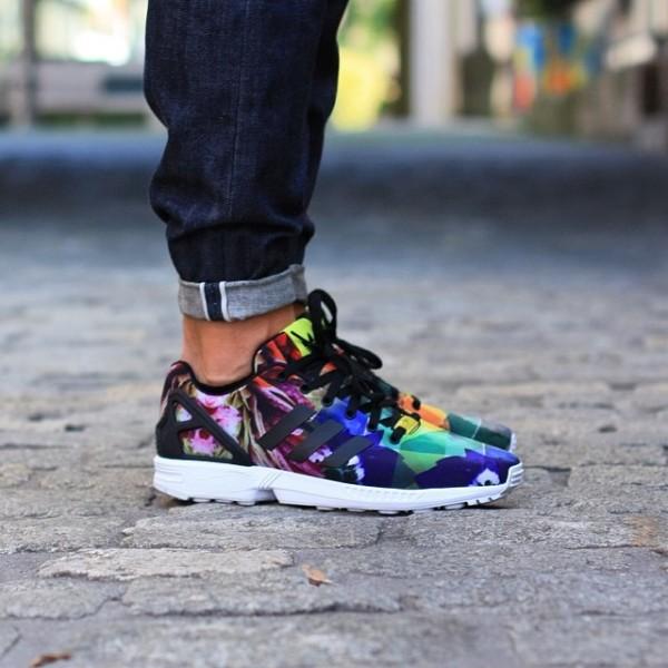Adidas Zx Flux Foot Locker Femme