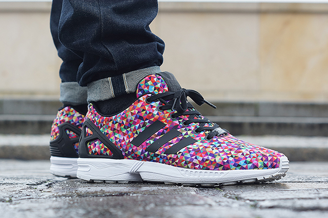 Le pack Adidas ZX Flux Photo Print