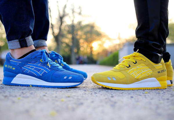Le collection Asics