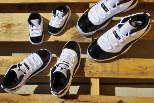 Air Jordan 11 Low Concord