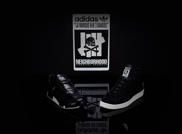 Adidas Consortium Undefeated x Neighborhood
