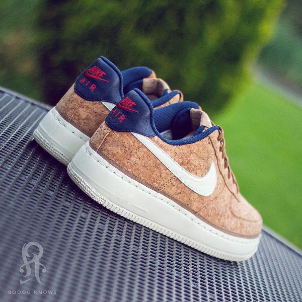 Nike Id Une Option Quot Li 232 Ge Quot Pour La Air Force 1