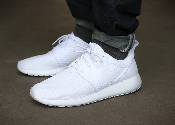 Nike Roshe Run White Pure Platinum (2)