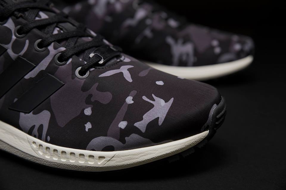 zx flux homme