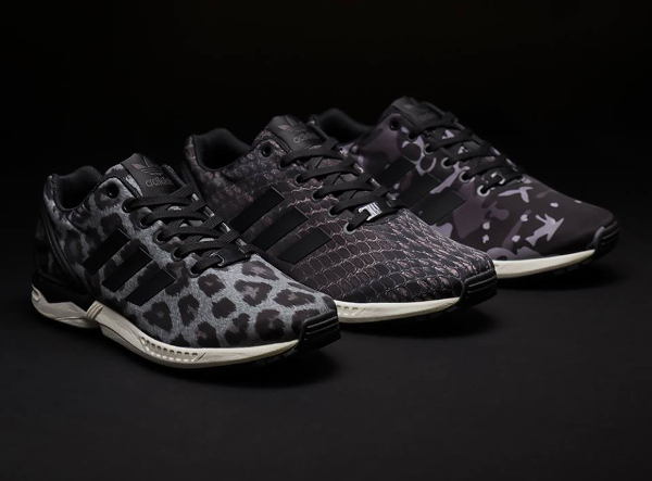 La collection Adidas ZX Flux x Sneakersntuff « Pattern » post image