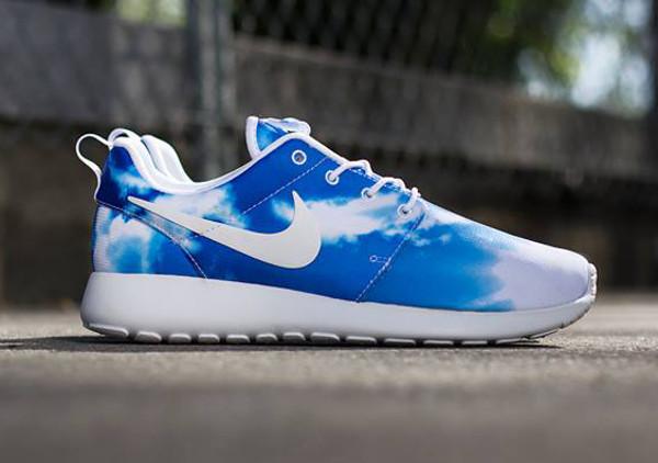 Roshe Run Bleu