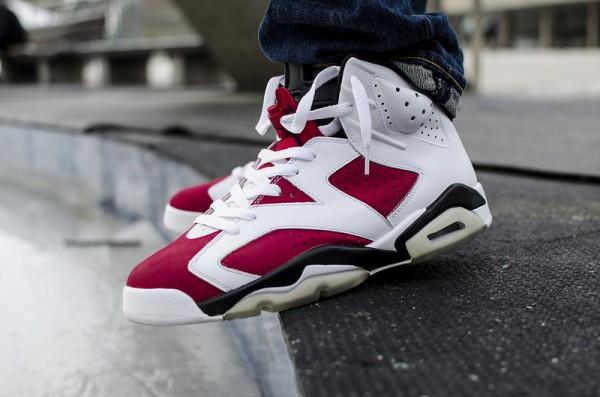 Air Jordan 6 Carmines