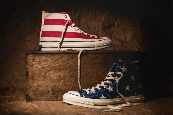 Converse Chuck Taylor 70's «Vintage Flag»