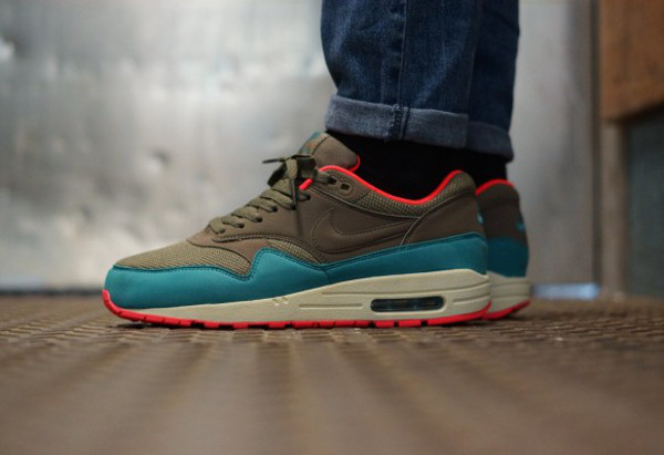 Nike Air Max 1 Essential Dark Dune/Catalina